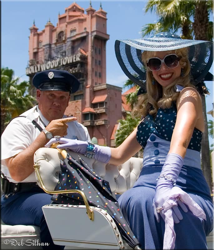 Officer William Club Disney