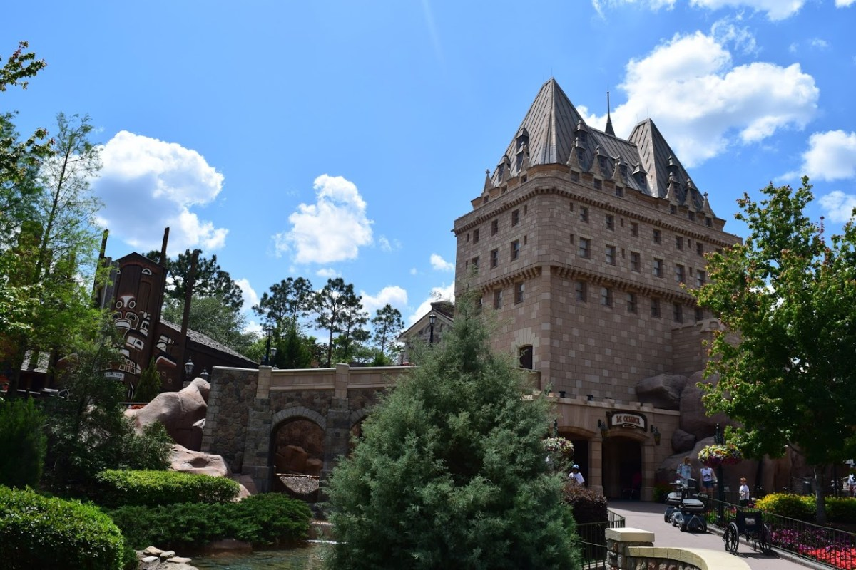Canada Epcot facts