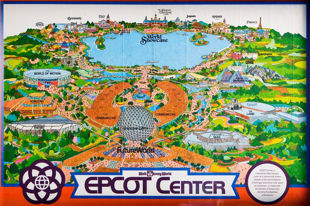 """Featured image for """"A Virtual Disney Escape Room – Escaping Epcot"""""""
