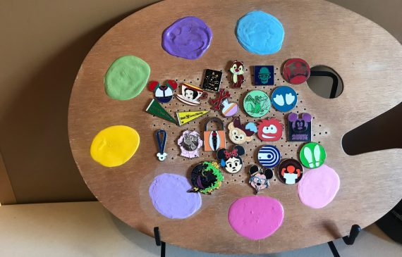Pin boards disney covid