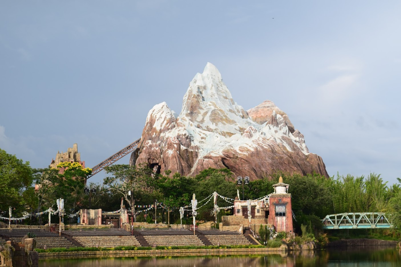 """Featured image for """"8 Facts You Didn't Know About Expedition Everest"""""""