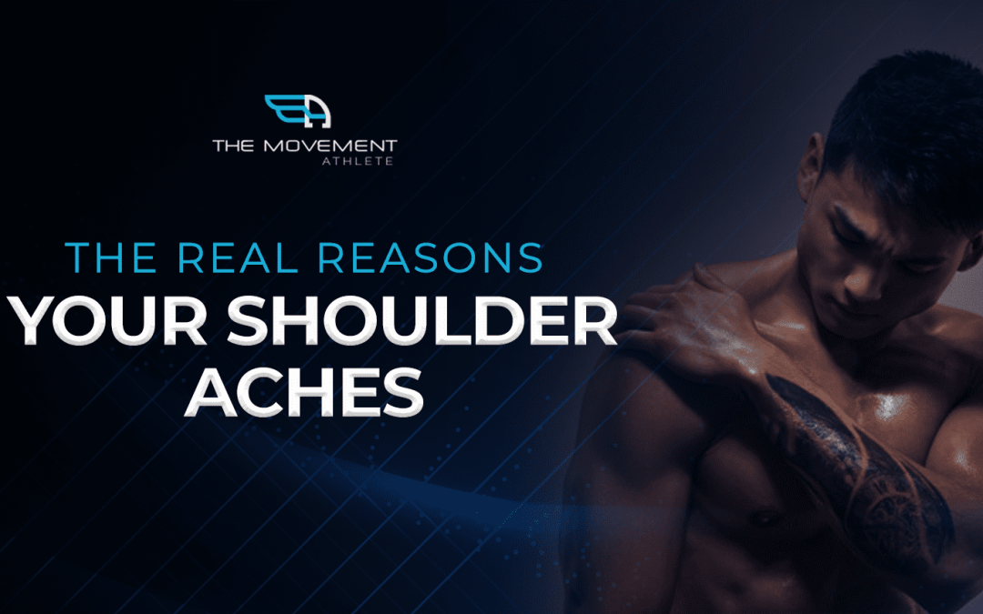 The real reasons your shoulder aches