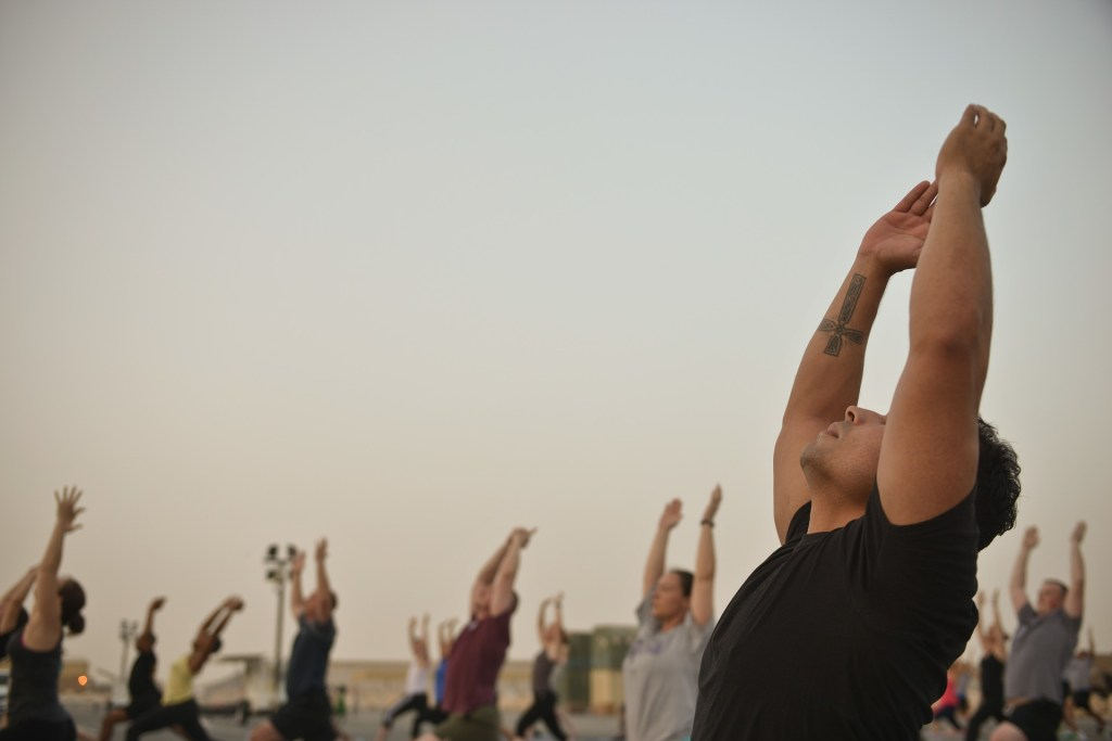 the benefits of yoga on anxiety and depression