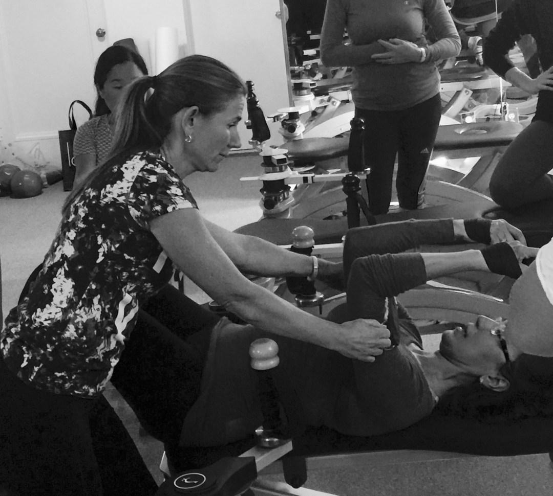 rita renha gyrotonic master trainer dance rehabilitation medical