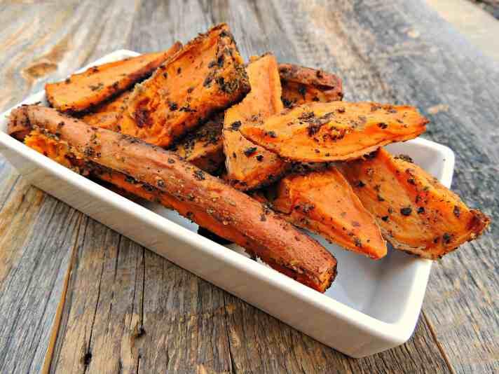 Herb Roasted Sweet Potatoes Recipe