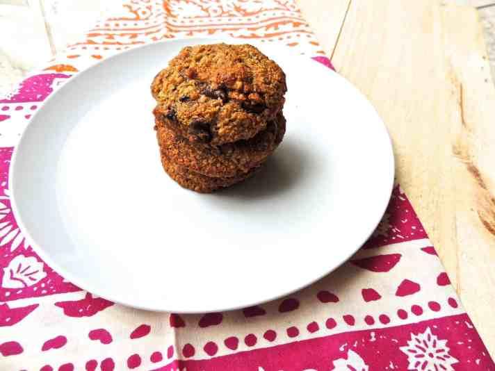 Chocolate Chip Crunch Cookies Recipe