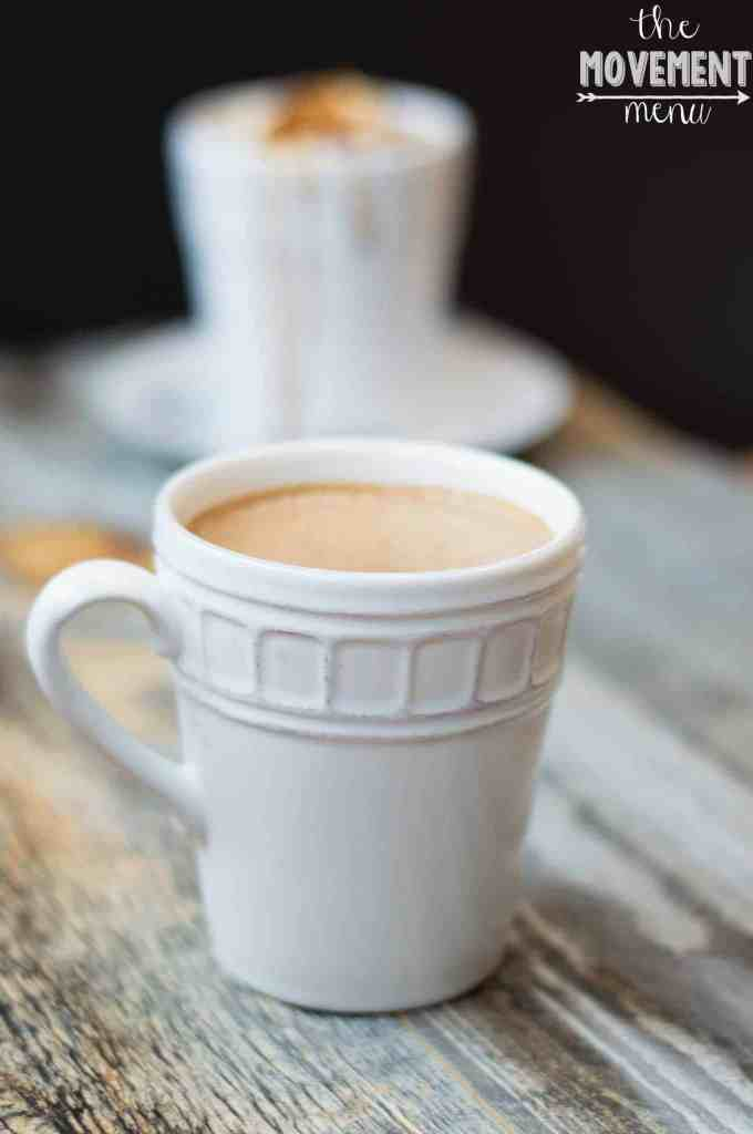 The Movement Menu - Gingerbread Latte