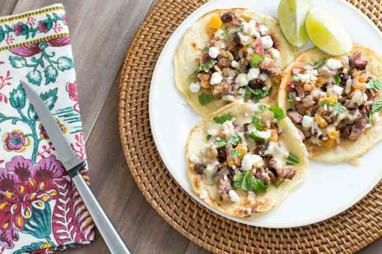 The Movement Menu - Mediterranean Tacos