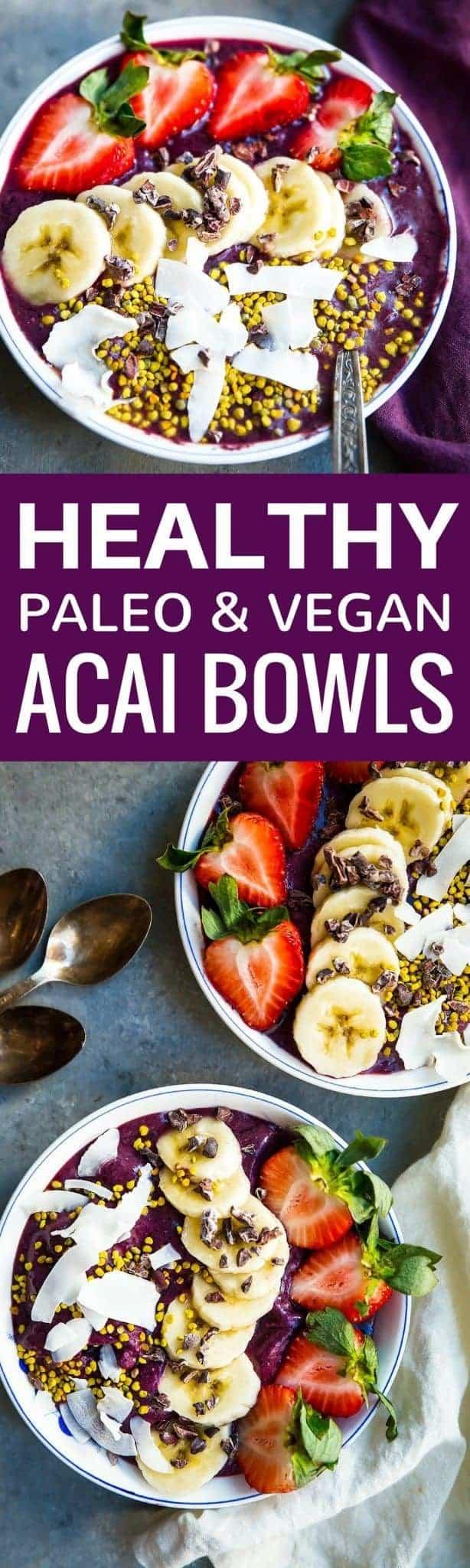 how to make acai bowl recipe