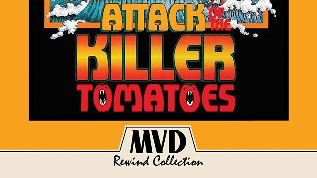 MVD Rewind Collection's Attack of the Killer Tomatoes