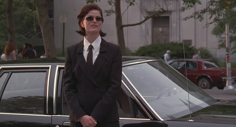 Linda Fiorentino in Men in Black
