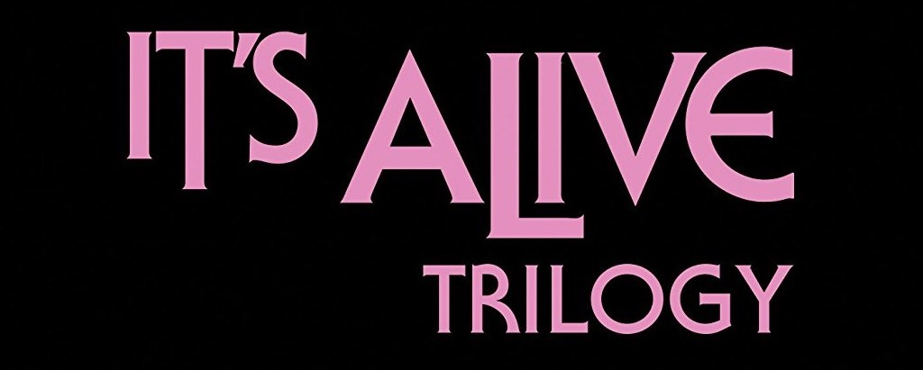 Scream Factory's It's Alive Trilogy Box Set