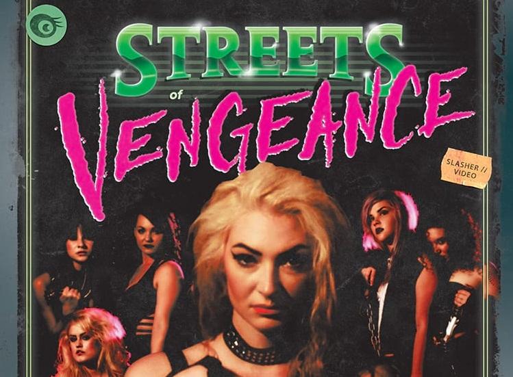 Olive Films Streets of Venegeance
