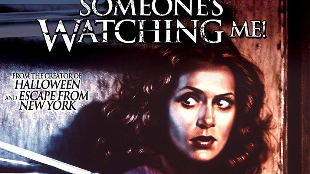 Scream Factory's Someone's Watching Me