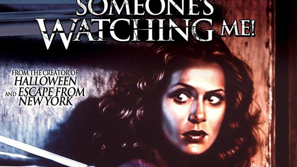 Scream Factory's Someone's Watching Me