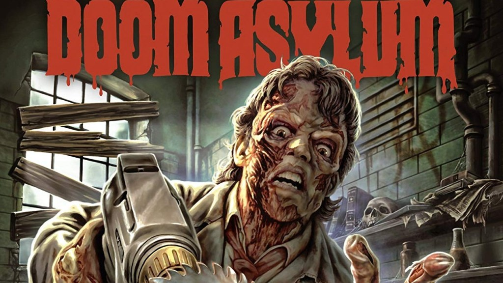 Arrow Video's Doom Asylum
