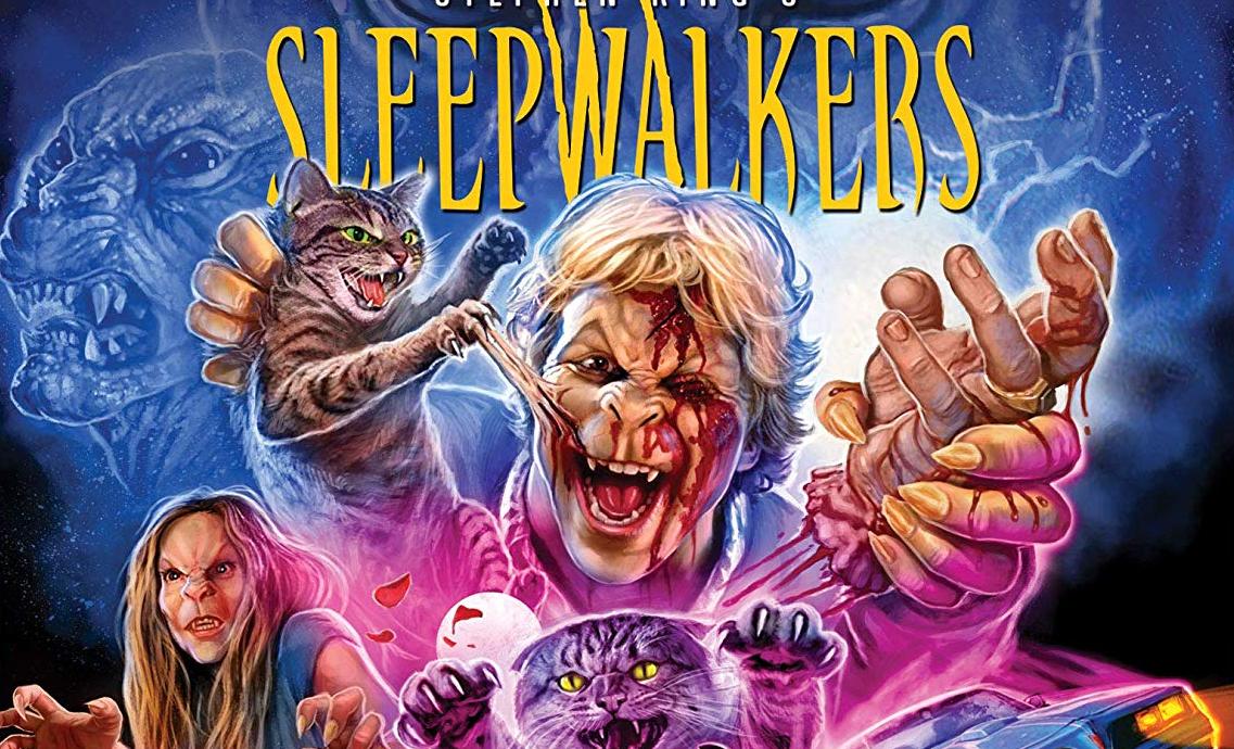 Scream Factory's Sleepwalkers