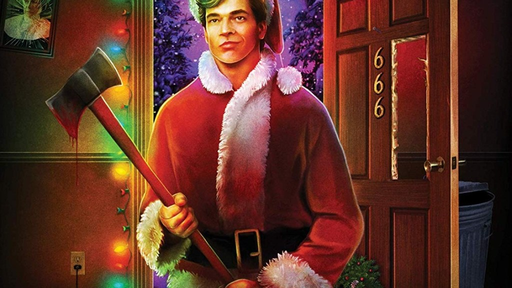 Scream Factory's Silent Night Deadly Night 2
