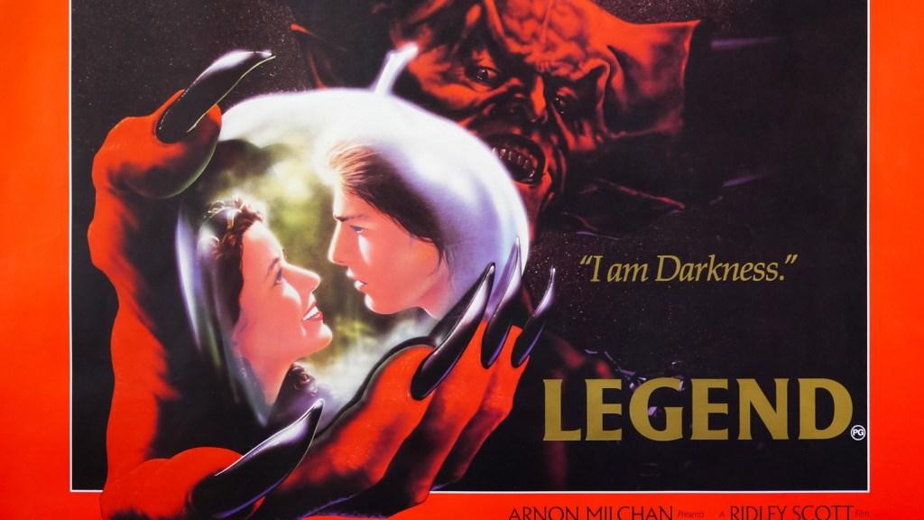 Legend Quad Poster