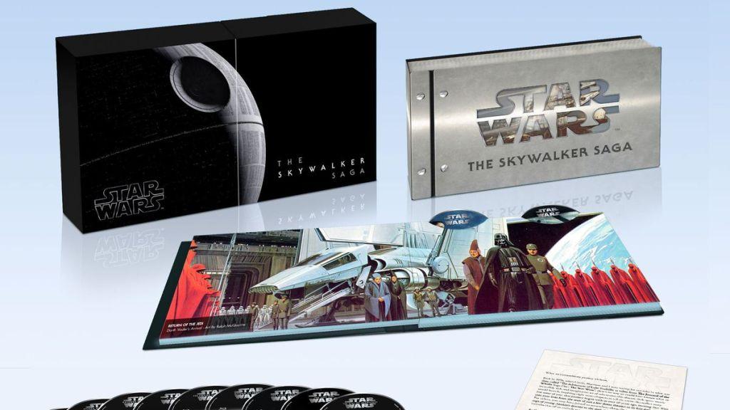 Star Wars: The Sky Walker 4K UHD Box Set