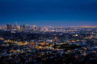 One of the bad things if you are moving your business out of LA is that you are leaving such a big city
