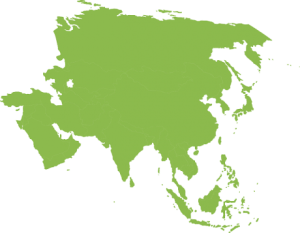 Map, Asia