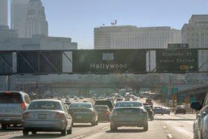 Traffic in LA.