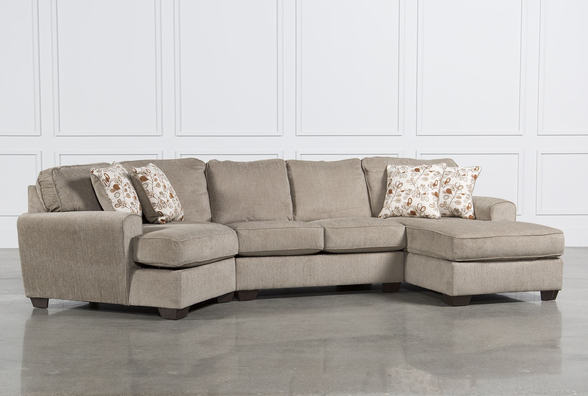 Loveseat Sectional Small Room