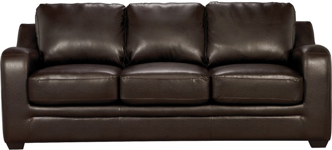 The Brick Allen Sofa Chocolate Review Home Co