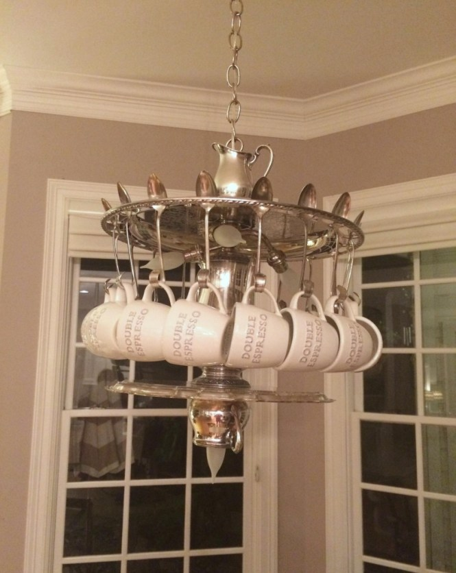 Vintage Lighting Chandeliers Letters From Eurolux Within Oversized 12 Of