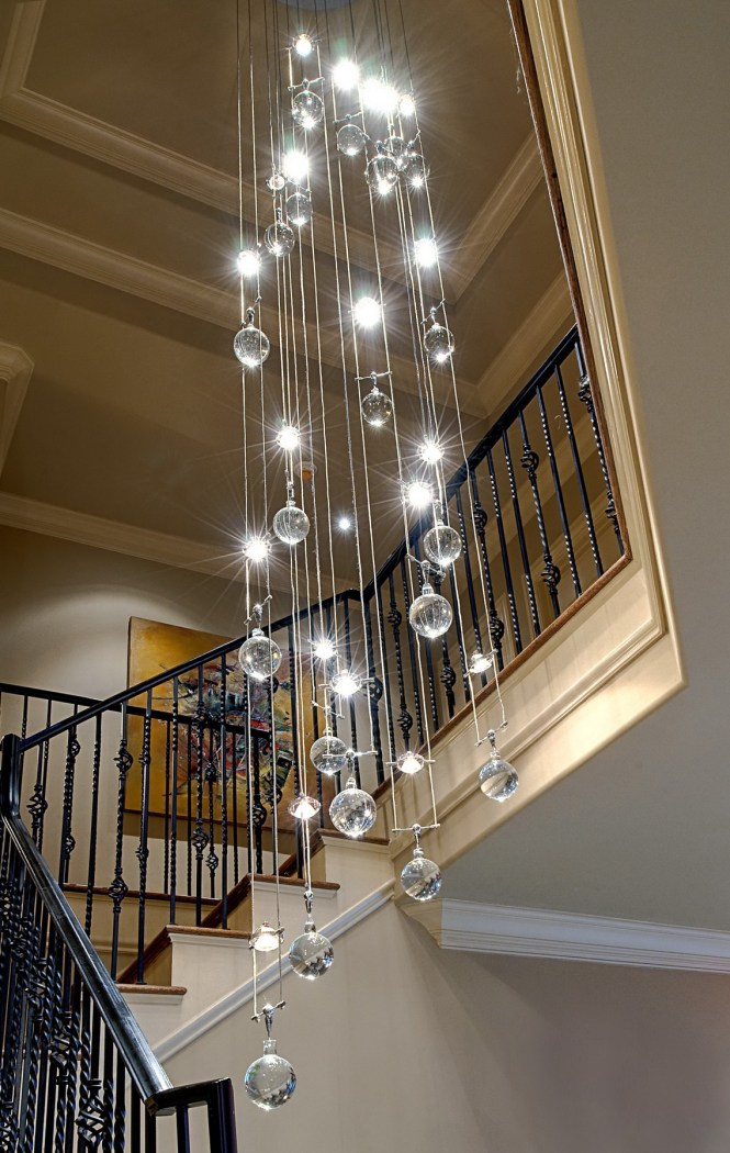 Chandelier Glamorous Contemporary Modern Chandeliers Intended For Large 6 Of 12
