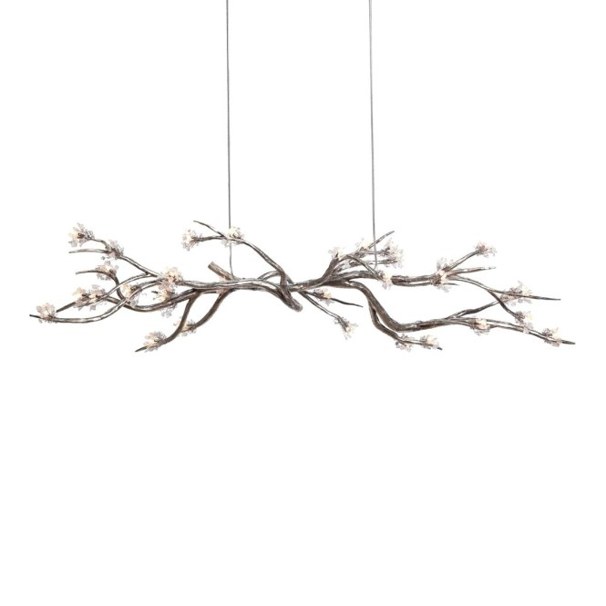 Inspiration About Fused Glass Chandelier Large Bohemian 12 Branch Crystal Throughout