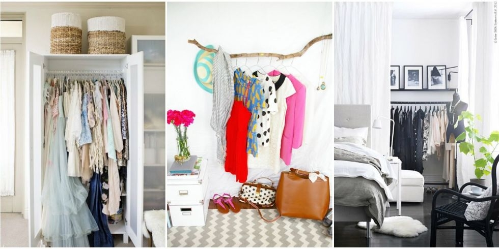 15 Collection Of Wardrobe Hangers Storages