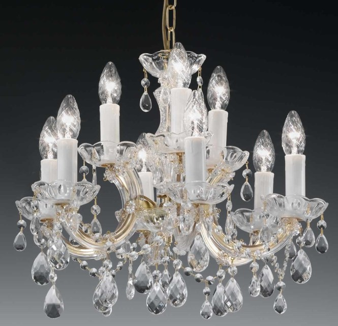 The Italian Chandelier In Chandeliers Style 11 Of 12