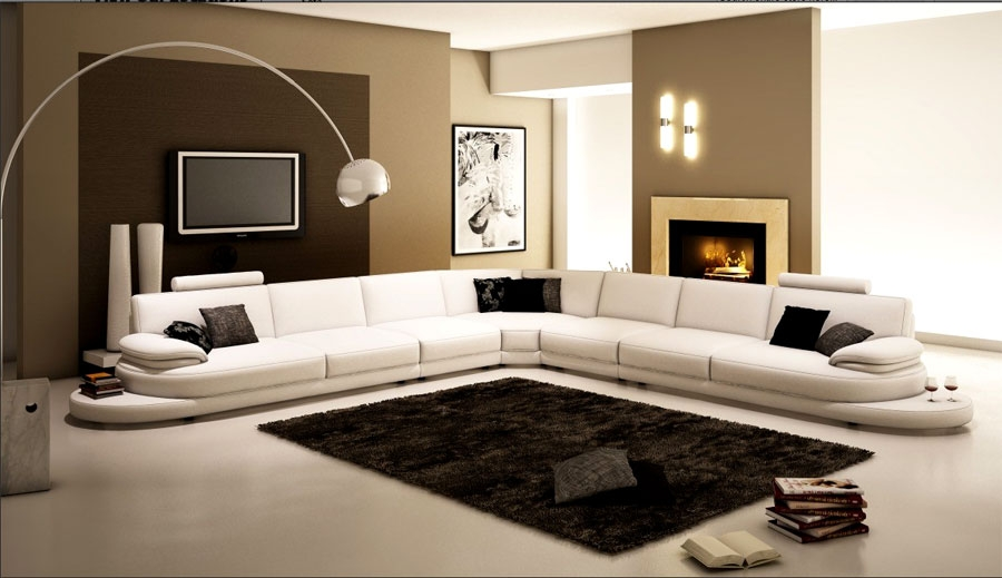 Small Sectional Sofa Leather