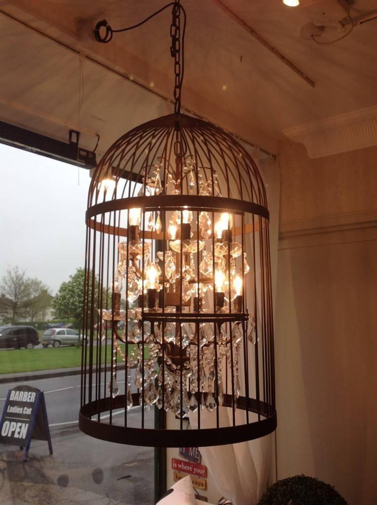 15 Best Ideas Of Birdcage Lighting Chandeliers