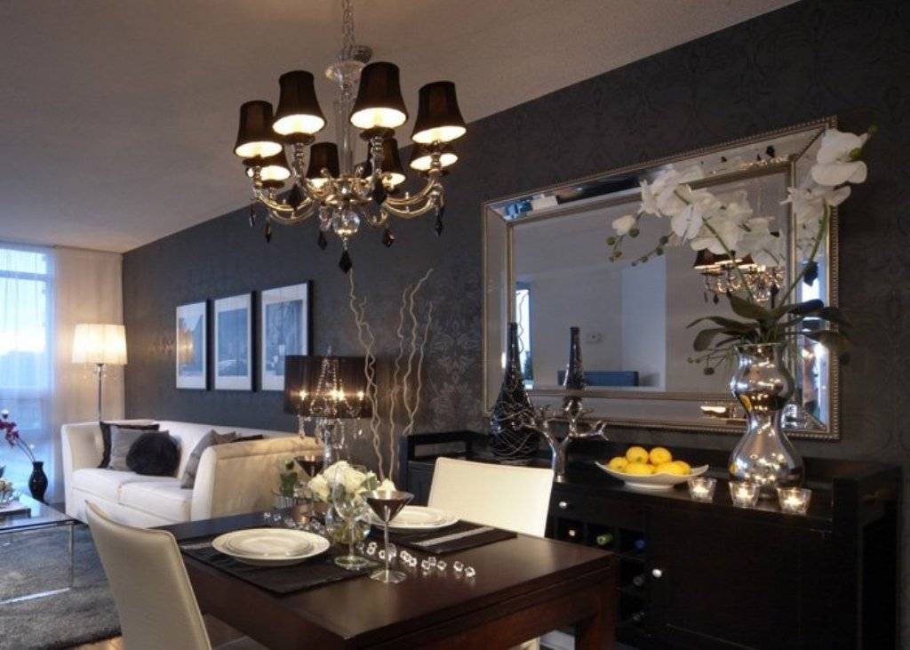 15 Collection Of Big Decorative Wall Mirrors