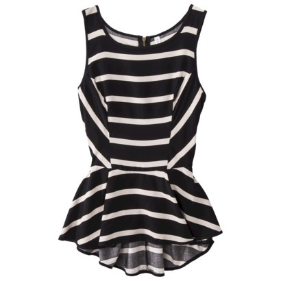 Target, http://www.target.com/p/xhilaration-juniors-ruffle-peplum-top-assorted-colors/-/A-14549292#prodSlot=medium_2_8