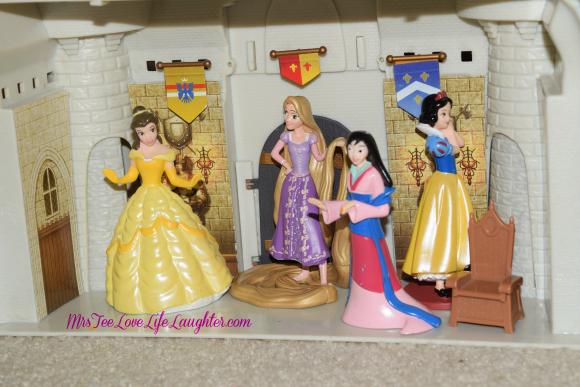 Princess Lower Floor