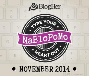 NaBloPoMo November 2014   MrsTeeLoveLifeLaughter.com