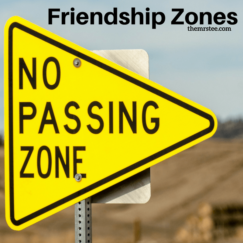 Friendship Zones