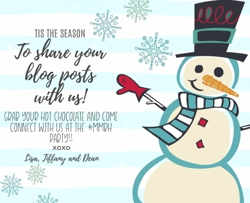 Share The Holidays At The Mommy Monday Blog Hop!
