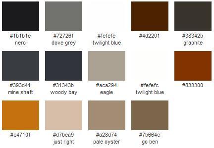 Mrs. O palette
