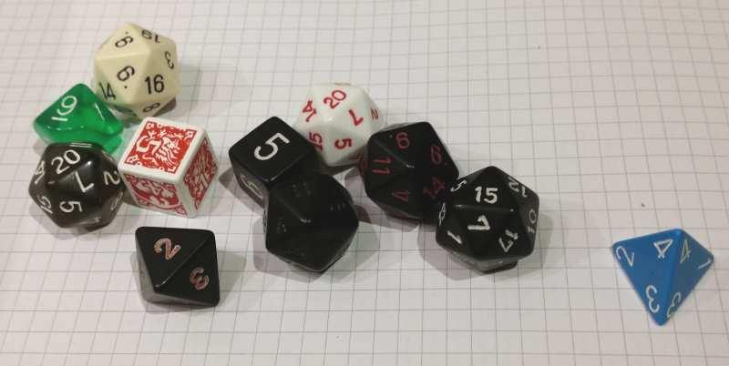 Start your Dungeons and Dragons game this weekend for free. All you need is friends, some weird dice and a place to play.