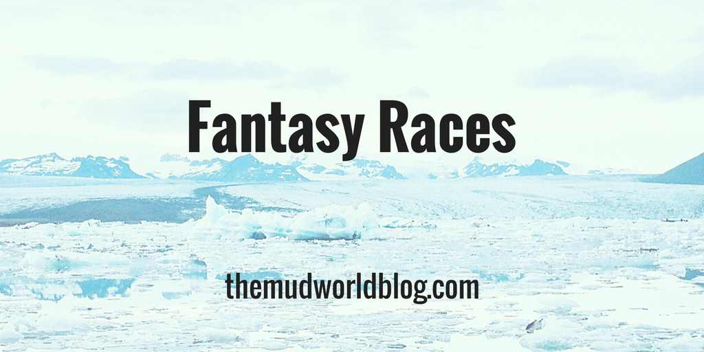 Fantasy Races For Your Roleplaying Game
