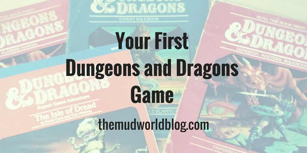 Your First Dungeons and Dragons Game