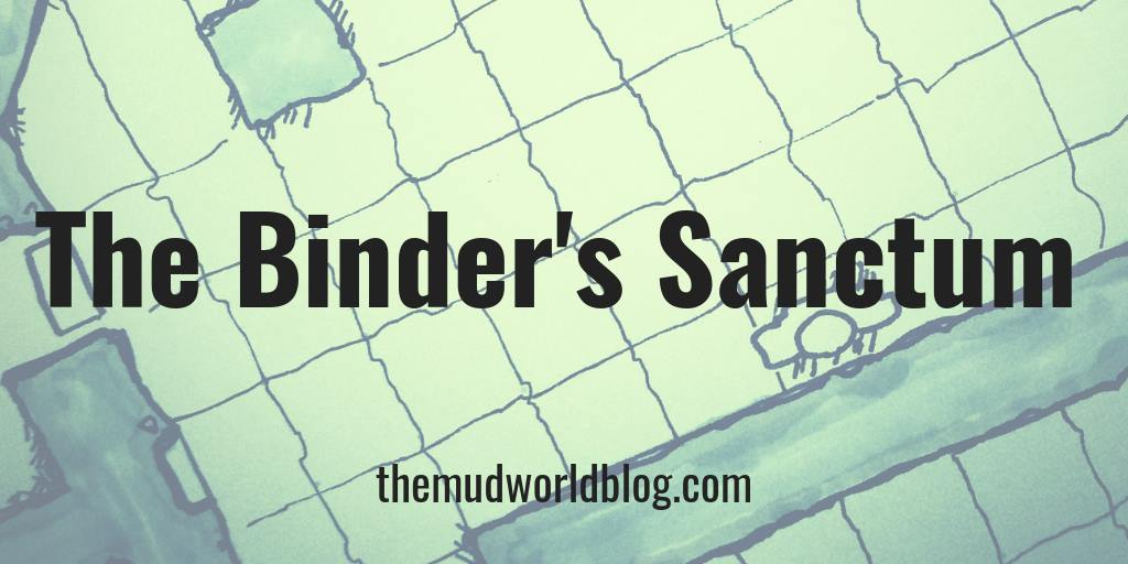 The Binder's Sanctum