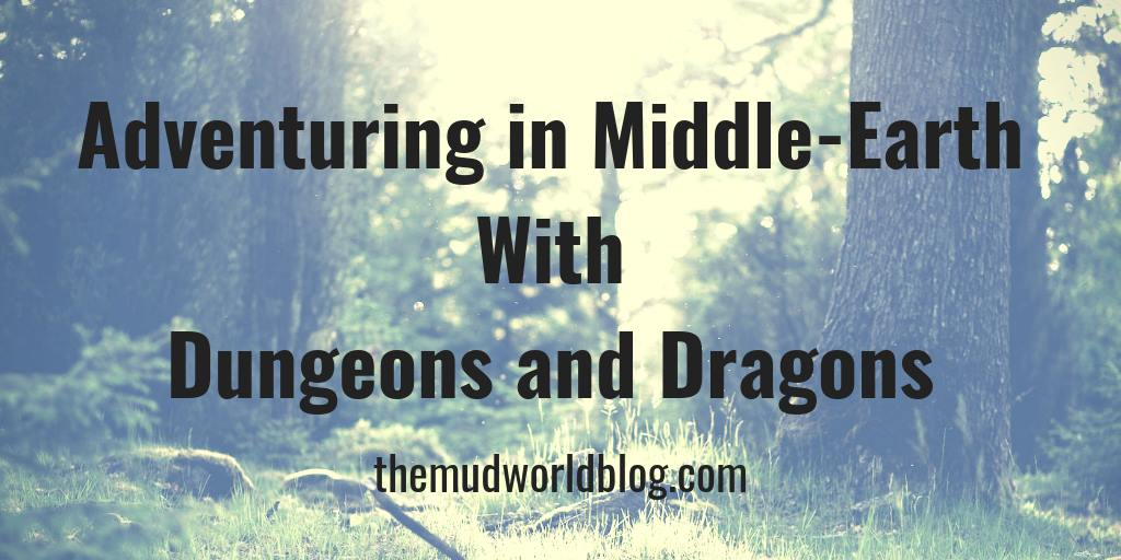 First impressions of Adventuring in Middle-Earth for Dungeons and Dragons by Cubicle 7 and Sophisticated Games.