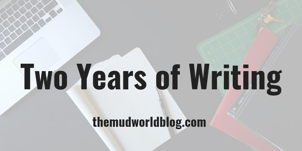 Two Years of Writing
