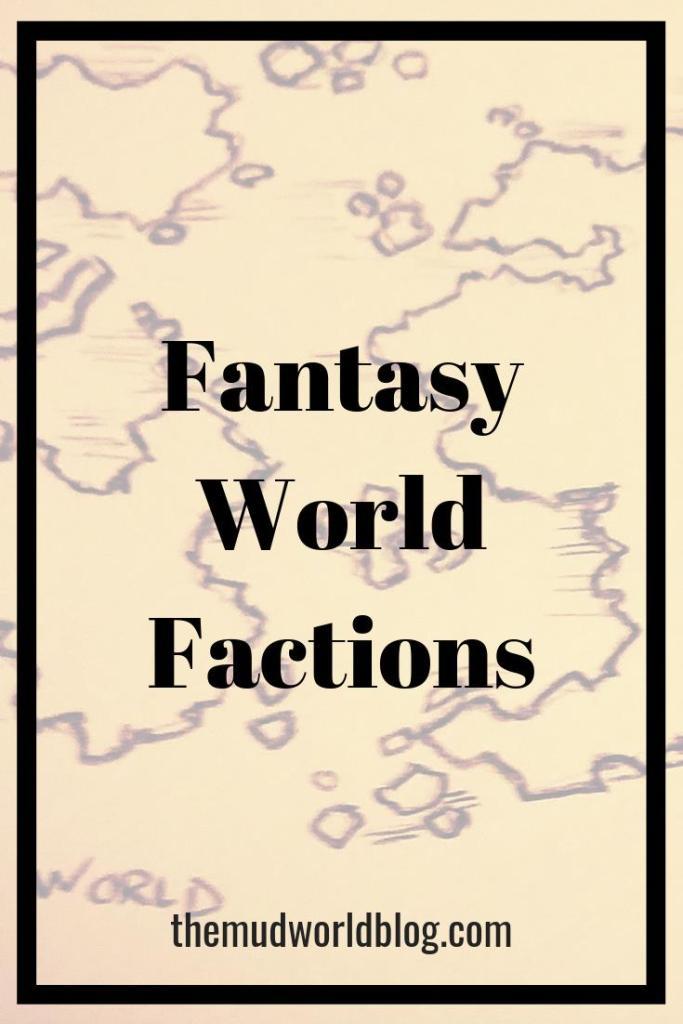 Fantasy World Factions